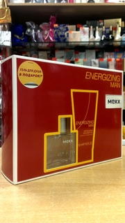 Mexx Energizing Man Подарочный Набор для Мужчин