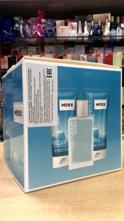 Mexx Ice Touch Woman подарочный набор для Женщин