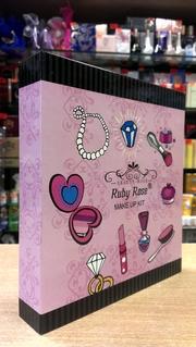 """Ruby Rose """"Beauty book"""" Подарочный набор косметики"""
