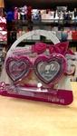 """Markwins """"Barbie Солнечные лучи"""" - 290 руб. Набор детской декоративной косметики для девочек от 3 лет Блеск для губ 4 шт + Тени для век 2 шт.   Производитель: КНР"""