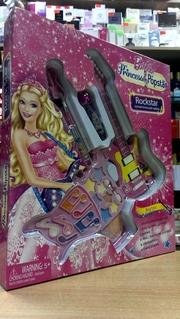 """Набор детской декоративной косметики для девочек Barbie """"Rockstar"""""""