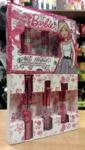 """Barbie """"Miss Perfect"""" - 480 руб. Подарочный набор детской декоративной косметики Детская помада для губ """"Beauty Days"""" + Детский блеск для губ """"Sweet Smile"""" + Детский блеск для губ """"Be Pretty"""" Производитель: Россия"""