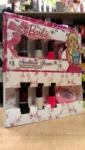 """Barbie """"Fashion Icon"""" - 550 руб. Подарочный набор детской декоративной косметики Детский бальзам для губ """"Candy Kiss"""" + Детский лак для ногтей на водной основе """"Love Perfect"""" + Детский лак для ногтей на водной основе """"Love Fairy"""" + Набор детских теней для"""