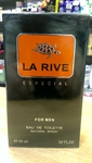LA RIVE Especial for men Туалетная вода