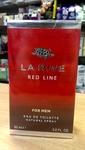 LA RIVE Red Line for men Туалетная вода