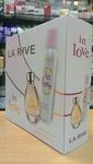 La Rivе in Love парфюмерный набор для Женщин