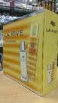 La Rivе for woman парфюмерный набор для Женщин