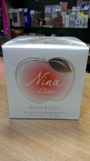 NINA RICCI Nina L'Eau