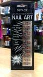 Арт - Стикеры для ногтей DIVAGE Nail Art