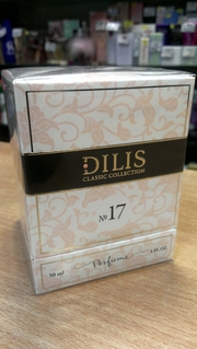 Духи DILIS CLASSIC COLLECTION №17