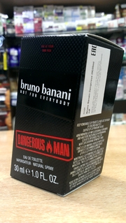 BRUNO BANANI Dangerous Man