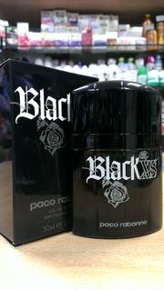 Paco Rabanne black xs мужская туалетная вода