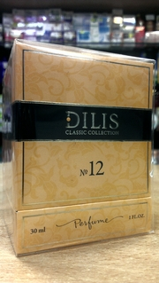 Духи DILIS CLASSIC COLLECTION №12