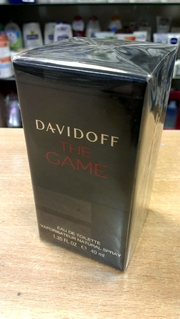 DAVIDOFF the GAME туалетная вода