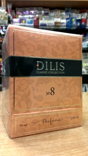 Духи DILIS CLASSIC COLLECTION №8