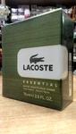 LACOSTE Essential Мужская туалетная вода