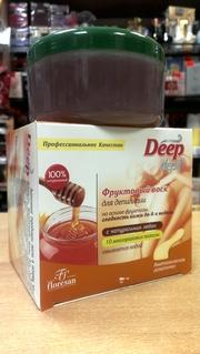 Floresan Фруктовый воск для депиляции с натуральным мёдом