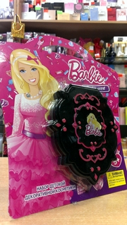 Barbie Secret набор детской декоративной косметики