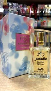 Духи I Love Paradise DZINTARS