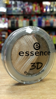Тени для век Essence 3D eyeshadow двойные