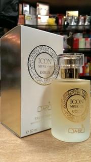 Ga-De Icon Musk oil Gold Парфюмерная вода